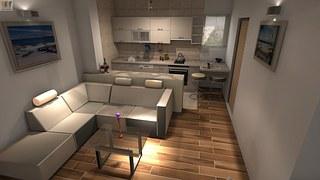 Dobre projektowanie mieszkalnych wnętrz